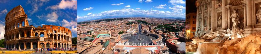 Vuelos a Roma: ofertas de vuelos y viajes baratos a Roma